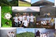 AMOCSA ha participado en la Caminata Ecológica Cordillera Los Maribios 2004-2005-2006